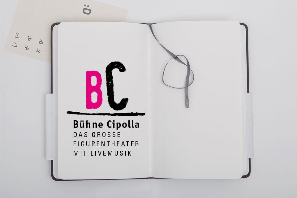 Grafik-Design Beispiel - Logoentwicklung